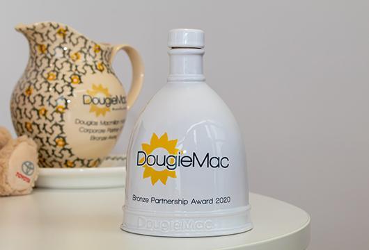 the Bronze Award from Douglas Macmillan Hospice